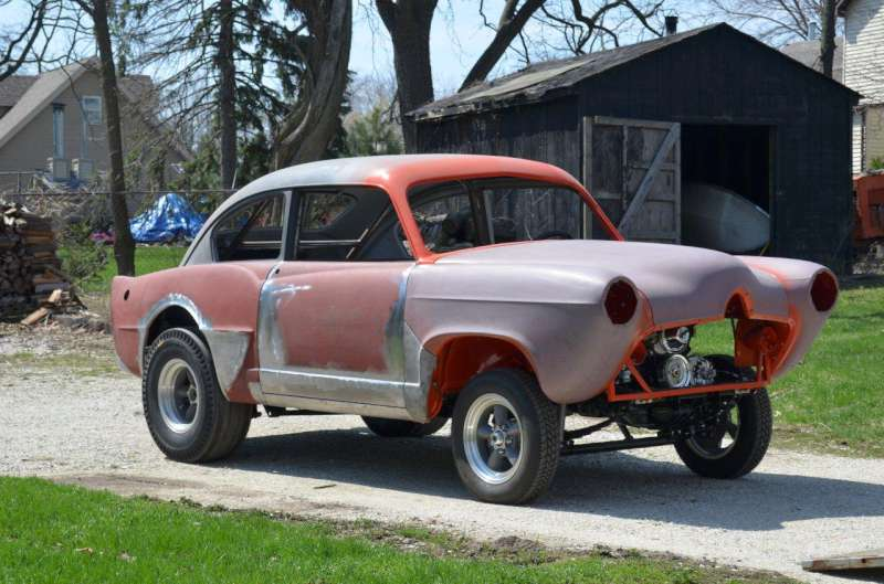 Gasser Project Cars for Sale